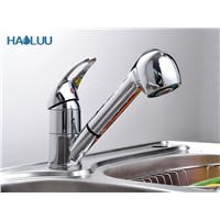 Single Handle Basin Faucet Pullout Mixer and Tap HL92351