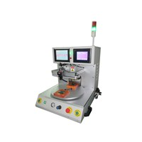 Touchscreen Pulse-Heated Soldering MachineJYPC-3A for soldering FPC,LCD Panel
