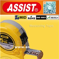 2014 assist model 63 canton fair hot product of good quality salable measuring tape