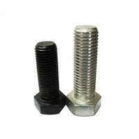 DIN 933 Hex bolts