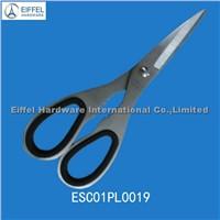 Family scissors with PP & TPR handle(ESC01PL0019)