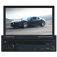Car Audio with DVD, MP4/MP3 Players, Yards Car Accessories