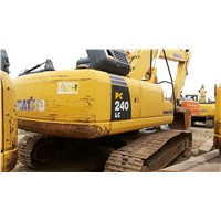 Used Crawler Excavator Komatsu PC240LC-8 / Crawler Excavator Komatsu PC240LC-8