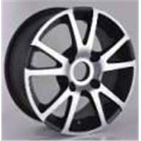 alloy wheel rims JR467
