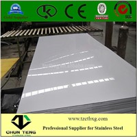 high quality 304 316  stainless steel sheet