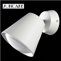 new design hot sale simple modern LED bathroom wall lamp adjustable angle of illumination
