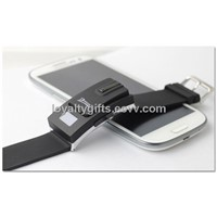 2014 New Bluetooth Watch with Vibrating Reminder,Support Earphone,Bluetooth Headset Watch