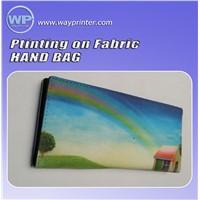 Multifunctional DTG Desktop Printer For Textile Handbag