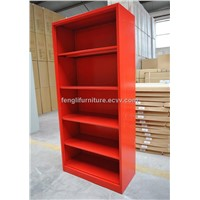 Modern Steel Metal Book Shelf