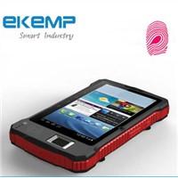 Biometric Fingerprint Scanner 7 Inch with Barocde Scanner