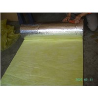 FSK glass wool blanket