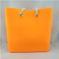 Stylish ladies handbags made from food grade silicone