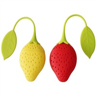 Tea infusers in strawberry shape for promotion events