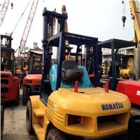 Used Diesel Forklift Komatsu FD80E-8 / Diesel Forklift Komatsu FD80E-8