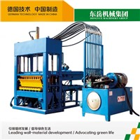 QT4-15B automatic hollow concrete block making machine