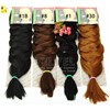 E-xpression Braiding Hair Ombre Synthetic Braiding Hair Extention 82inch