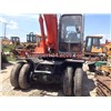 used hiatchi ex160 wheel excavator