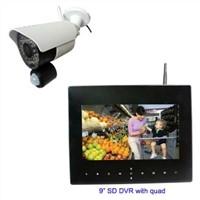 Digital Wireless DVR Monitoring System
