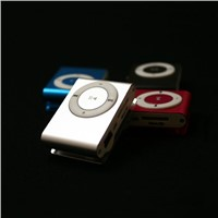 Low Cost Mini Clip Digital Mp3 Player M06
