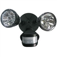 Motion-Activated LED Security Light