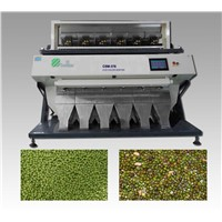 Mung Bean CCD Color Sorter Machine