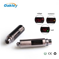 2014 new electronic cigarette mini haka ohm tester testing voltage/watt/resistance