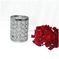 wedding favor handmade crystal candle holder for home decoration