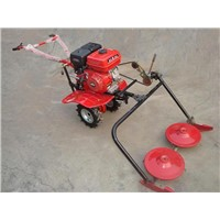 walking tractor disc lawn mower