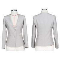 Ladies business suit,business uniforms,with stock available