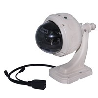 H.264 720P P2P HD IR Cut Wireless Wifi Cellphone View PTZ Outdoor IP Camera
