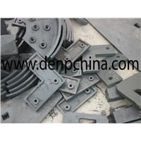 Impact Crusher Liner Plate/Crusher Lining Board/Liner Plate