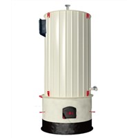 YGL type vertical fixed grate organic heat carrier boiler