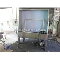 high pressure screen washing tank