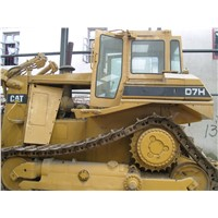 Used Caterpillar bulldozer D7H/ used dozer CAT caterpillar