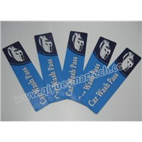 Adhesive RFID Windshield Tag for Toll