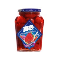 Zhenxin Canned Juicy Strawberry in Canned Fruit 760g
