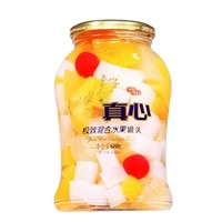 """Zhenxin"" Canned Fruit Cocktail in light syrup 680g"