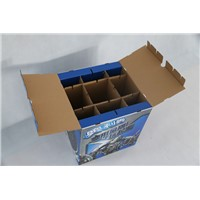 corrugatd food package box