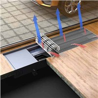 Trench heating,ducted heating and cooling system,electric trench heating (HF)