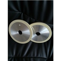 vitrified diamond grinding wheels for bruting natural diamond