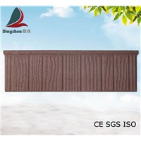 Villa and House Roof Tile/Coated Roofing Tile