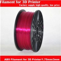 Factory supply high quality 3d printer filament