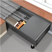 Trench convector,trench heating,electric trench heating