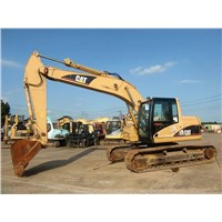 Used Excavators Cat 320c