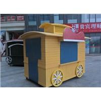 Outdoor Kiosk Prefabricated Retail Container Kiosk Mobile Food Kiosk Coffee Kiosk