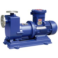 Self-Priming Magnetic Drive Centrifugal Water Pumps Automatic ZCQ Series