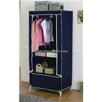 Wardrobe Fabric Wardrobe Canvas Wardrobe Portable Wardrobe