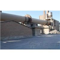 Iron oxide rotary kiln