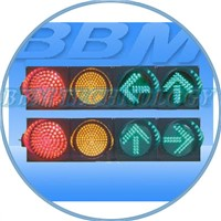 led traffic light \ traffic signal