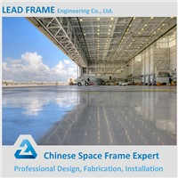 prefabricated structural steel airport storage and hangar